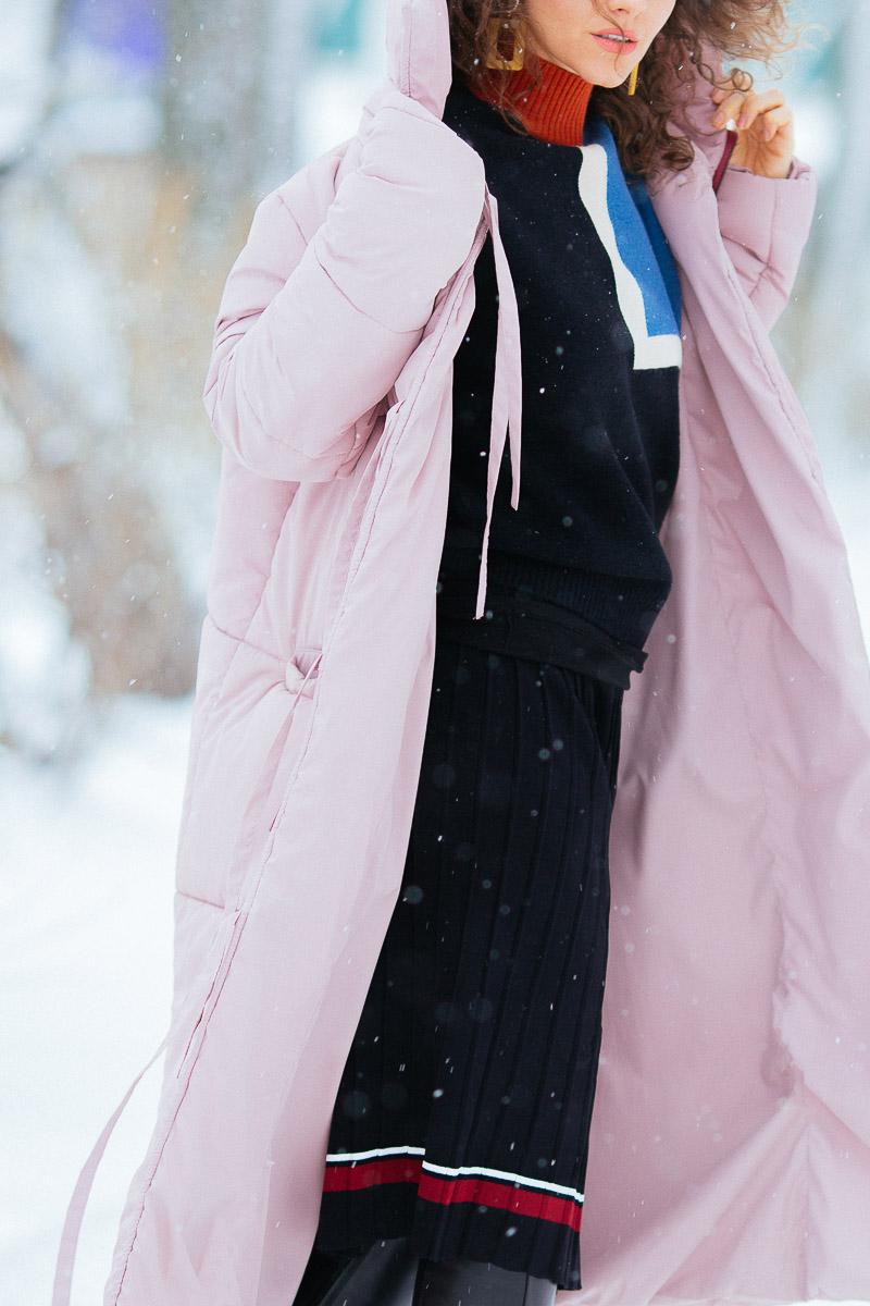 юбка плиссировка носить