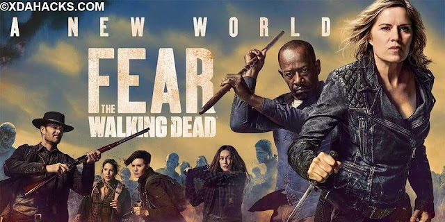Fear Of Walking Dead Seasons Download