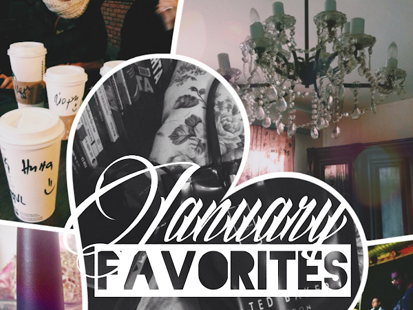 January Favorites'15