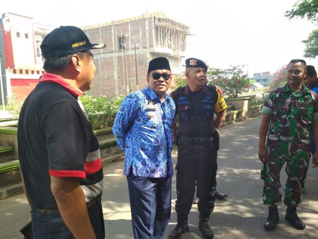 TNI-POLRI Bersama Pemerintah dan Masyarakat Kompak Gelar Kerja Bakti Bersama
