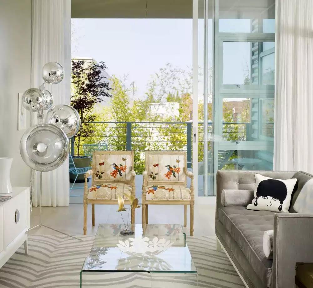 Apartment Interior Design Ideas 2017: Interior Design Home & Garden Ideas: Apartment Design