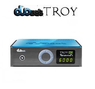 Duosat Troy Generation Atualização V1.84 - 14/07/2018
