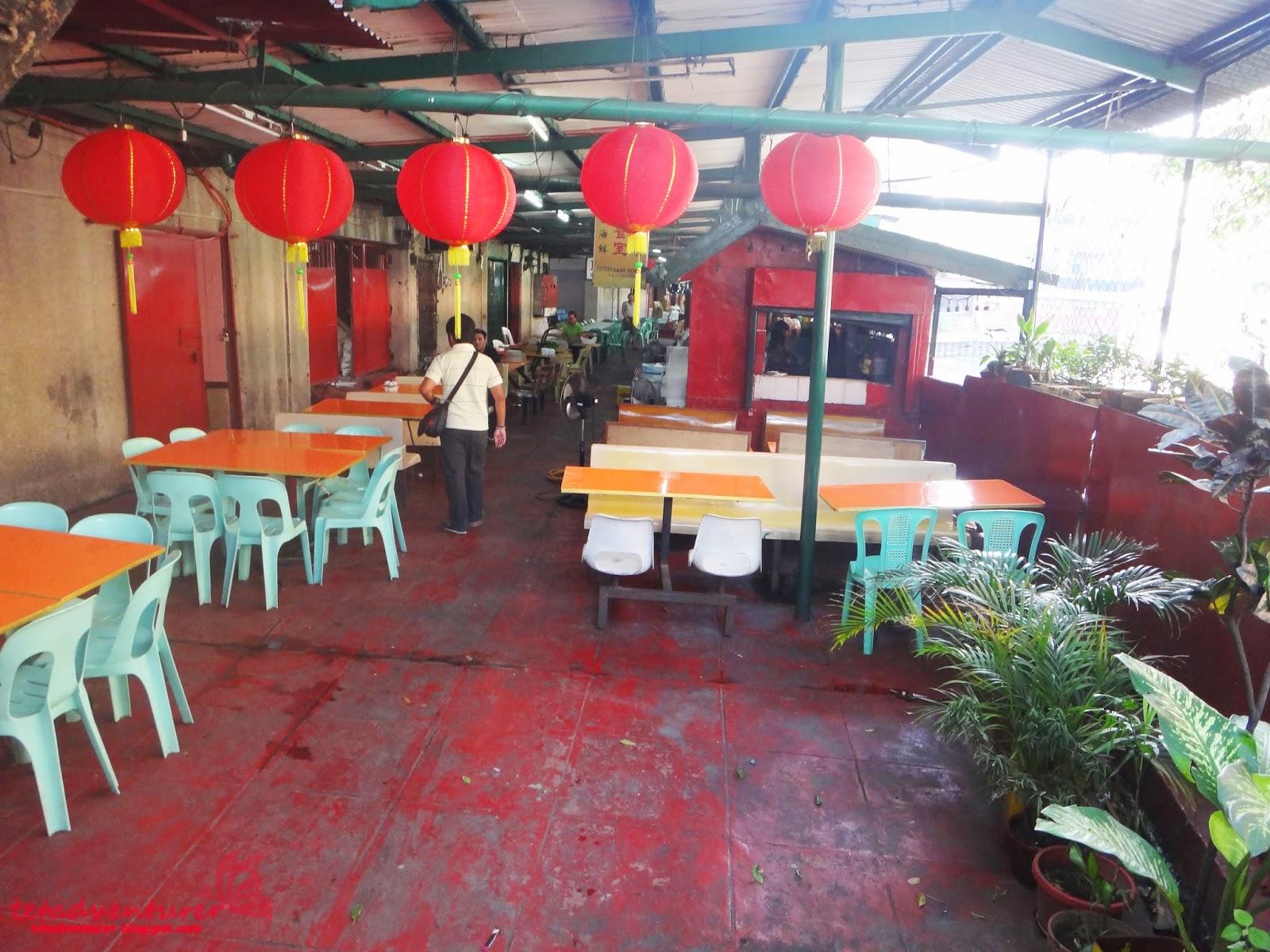 Tetadventurer Blog Binondo Food Trip First Stop Estero