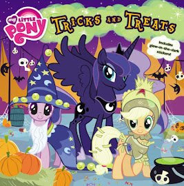 MLP Tricks and Treats Book Media