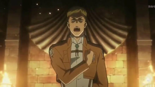 Commander Erwin Smith - Sasageyo!