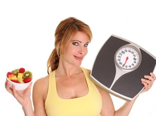 como bajar de peso sanamente en un mes seco