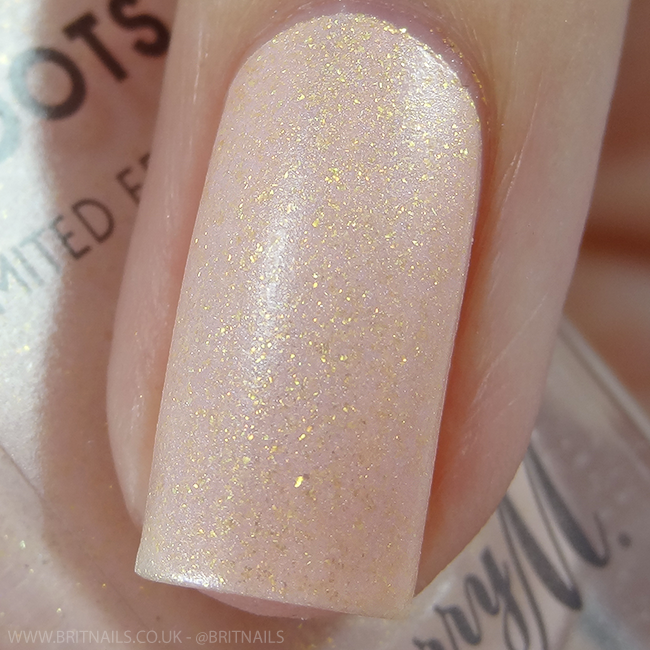 Barry M Golden Sands