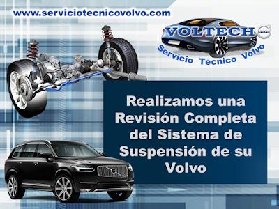 Suspension y Amortiguadores Volvo en Bogota