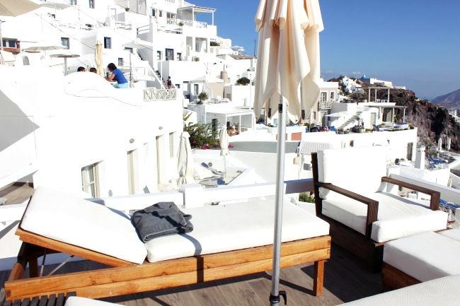best hotels in Imerovigli, Santorini
