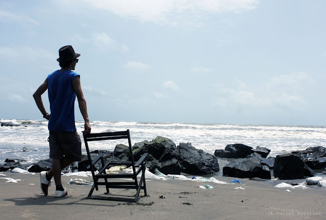 Be Still And Silently Watch The World Go By, And It Will Goa Beach