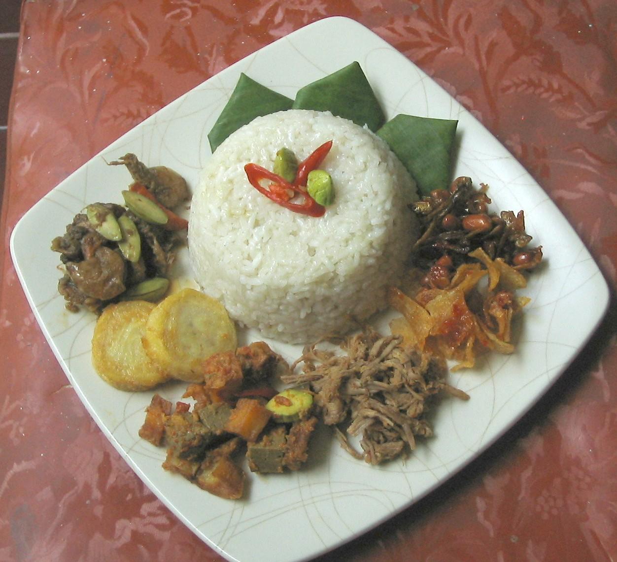 Dunia Resep Masakan Asli Khas Daerah Dapur Nusantara