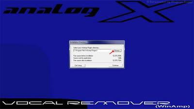analogx vocal remover winamp plugin free download
