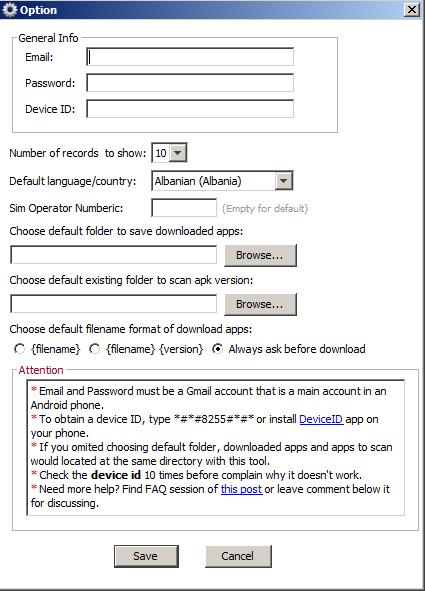 Cara Download File APK Android Melalui PC/Komputer/Laptop