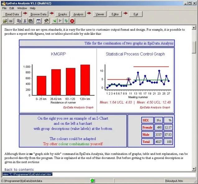 Tải Phần Mềm EPIDATA 3.1 Miễn Phí | Thống kê y sinh học