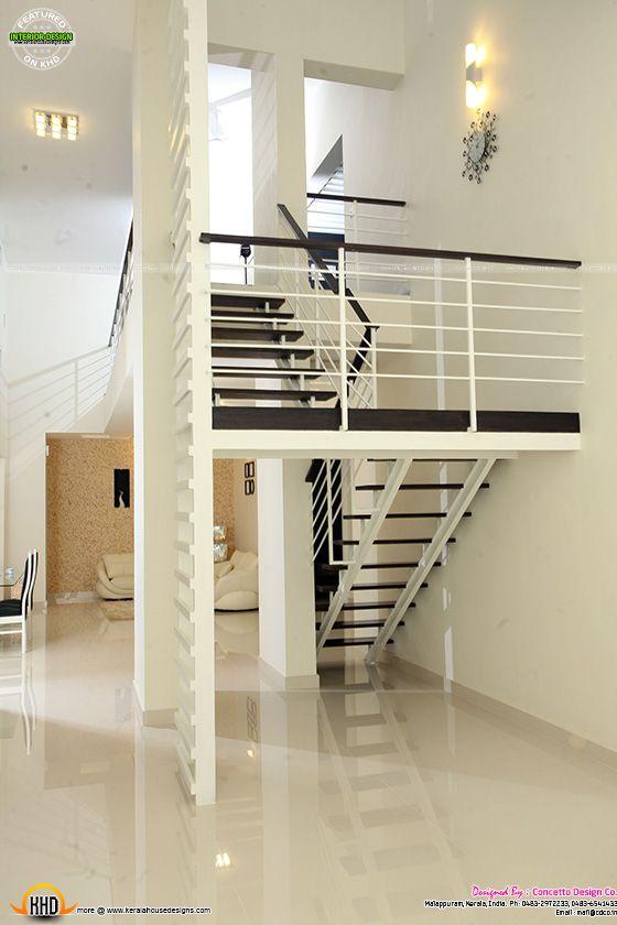 Kerala House Interior Design: Furnished Kerala Interior Designs