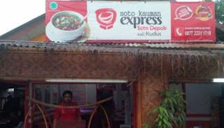 Soto Kauman Express Dikenal Berkat Program Unik