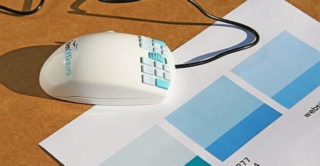 """Điểm danh những loại chuột máy tính """"kì dị"""" nhất trong lịch sử"""