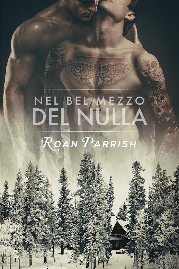 """In uscita il 31 gennaio """"Nel bel mezzo del nulla"""" (Serie In mezzo al nulla #1) di Roan Parrish"""