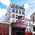 La pas spre Moulin Rouge