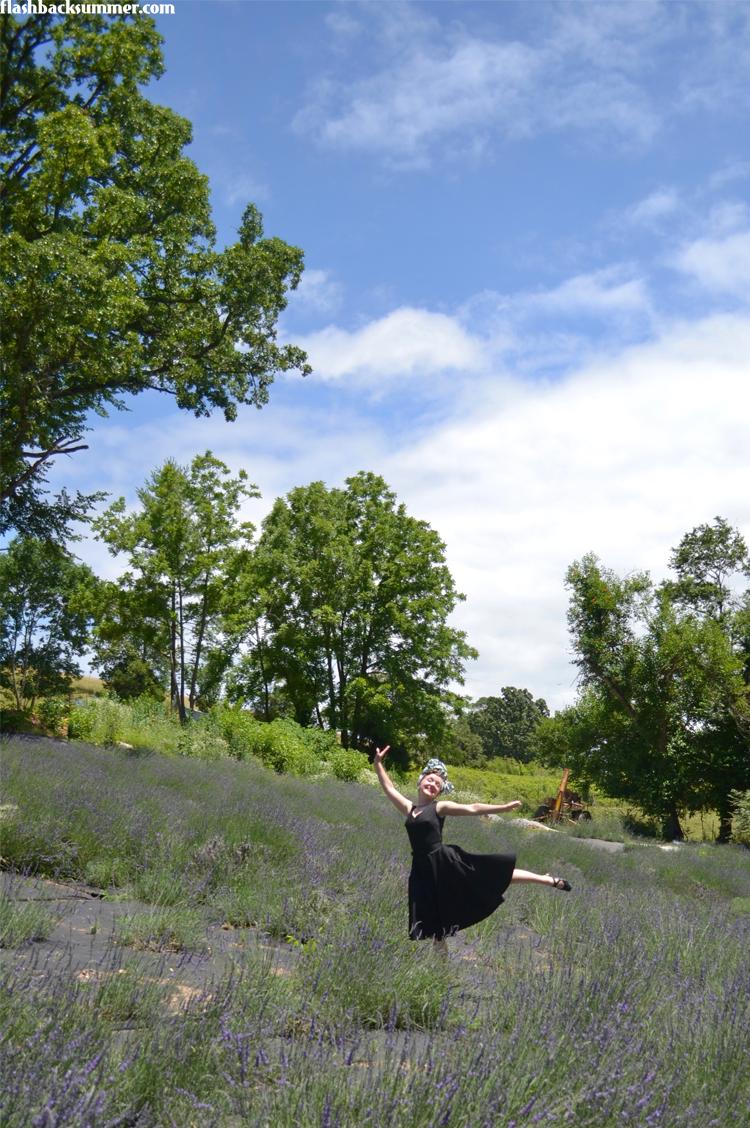Flashback Summer: Lavender Falls Farm - Clever, Missouri