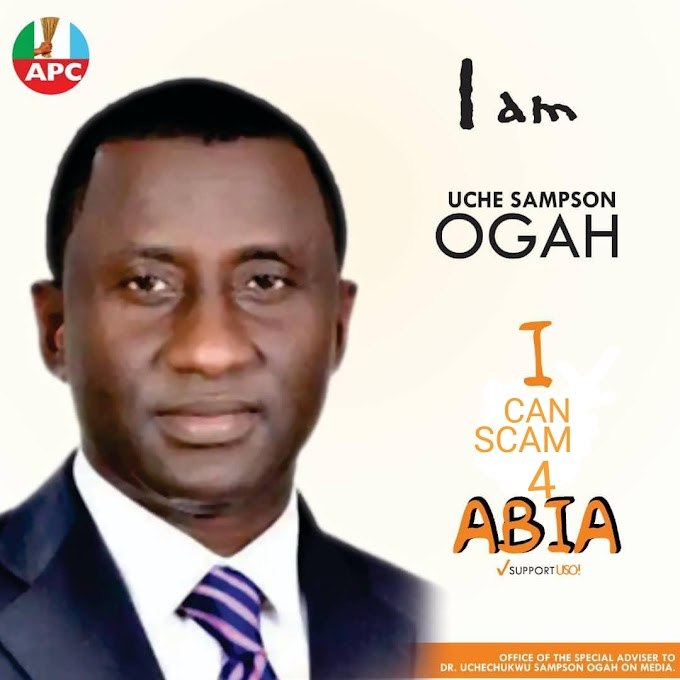 Fruad: Abia APC Guber Candidate, Ogah refunds N1.2b, likely to be arrested this week