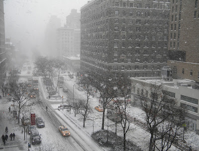 New York City Snow Storm