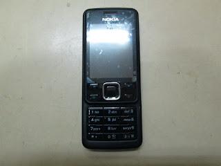 Hape Rusak Nokia 6300 Buat Kanibalan