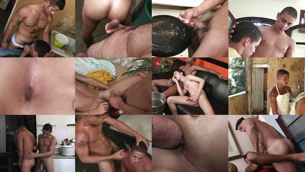 from Kolten bananas from brazil gay porn
