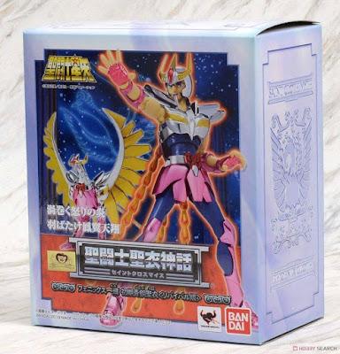 Primeras imágenes de la caja de Ikki del Fénix V1 Revival Myth Cloth