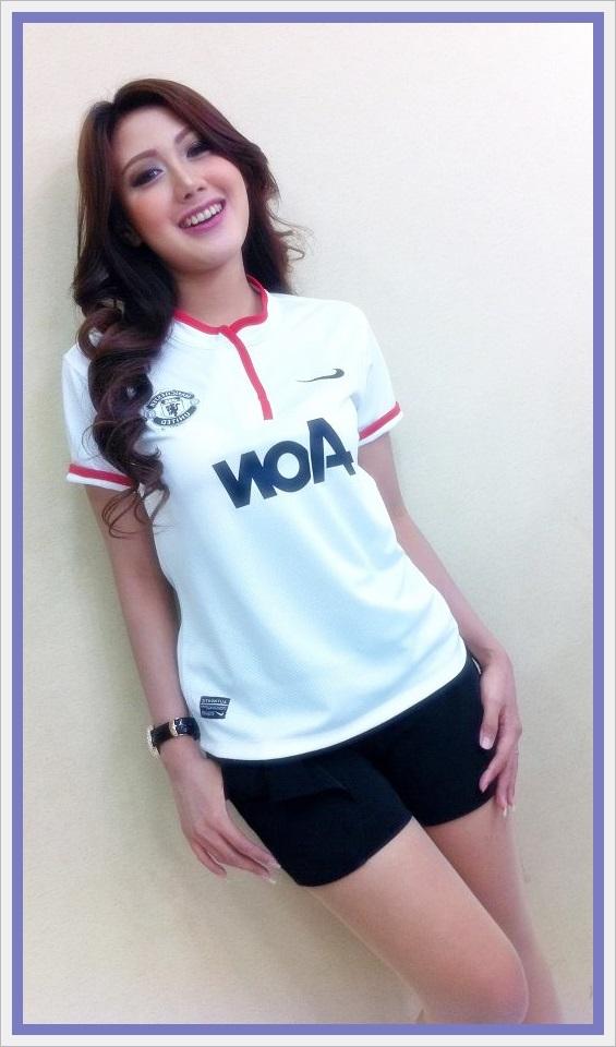 presenter olahraga bola tercantik di indonesia 2