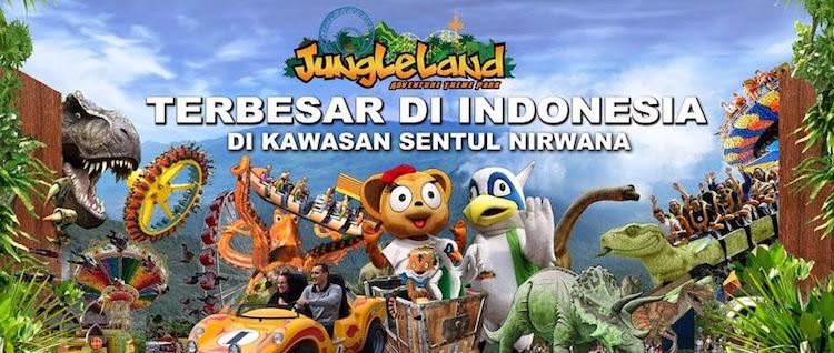 JungleLand Bogor Sentul Nirwana