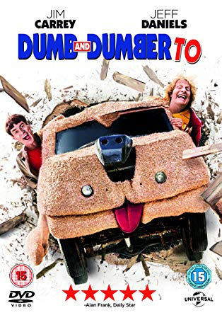 Dumb And Dumber To (2014) Dual Audio Hindi 350MB BluRay 480p ESubs