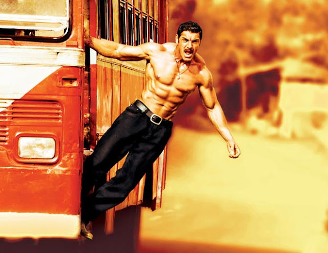 john abraham action seen
