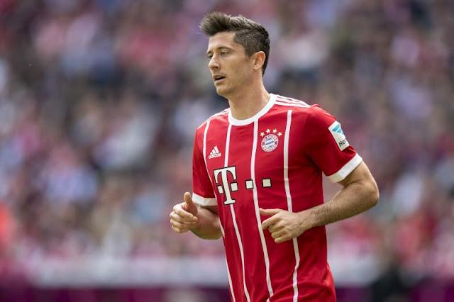 Robert Lewandowski Kecewa dengan Bayern Munchen