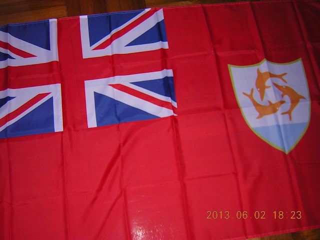Flags Of Empire British West Indies The Caribbean And Oceania