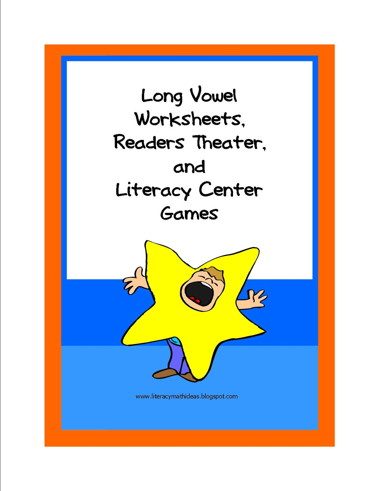 Year 4 Literacy Worksheet
