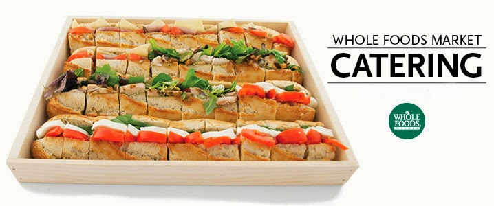 Whole Foods Party Trays
