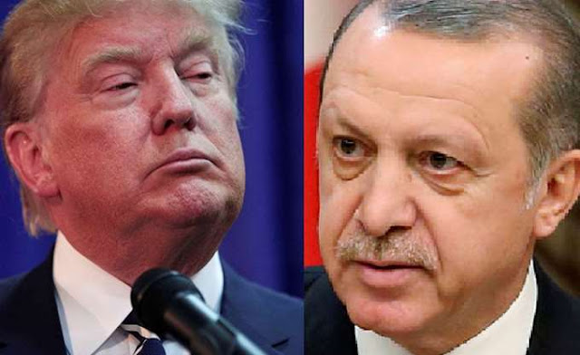 Ο Τραμπ αποκαλύπτει την μπλόφα του Ερντογάν