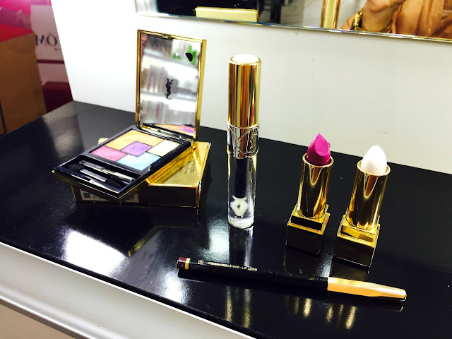 Fitness And Chicness-Maquillaje Navidad YSL-3