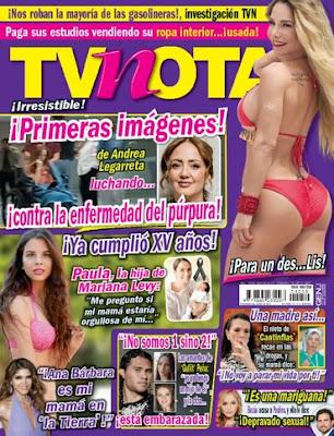 Revista TV Notas México - 14 Febrero 2017