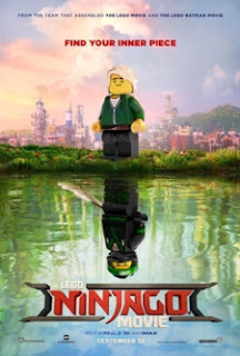 Lego Ninjago Film - The Lego Ninjago Movie 2017 Sinopsis Filma