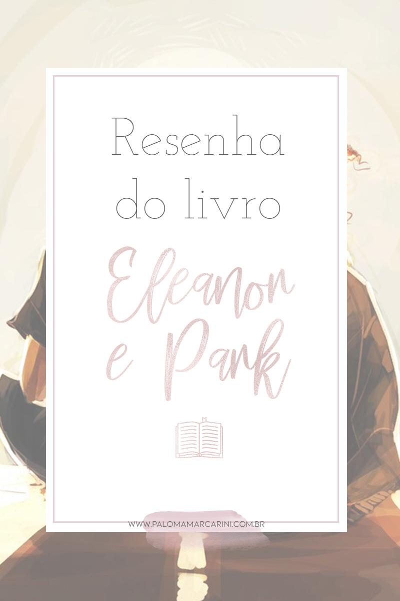 Resenha do livro Eleanor e Park