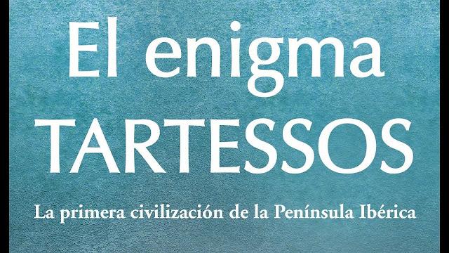 """""""EL ENIGMA TARTESSOS"""". LIBRO"""