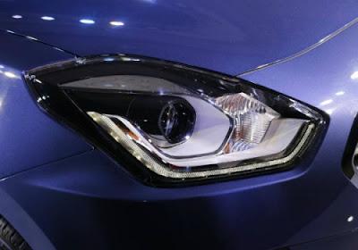 2017 Maruti Suzuki Dzire Headlight