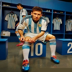 DP Whatsapp Messi
