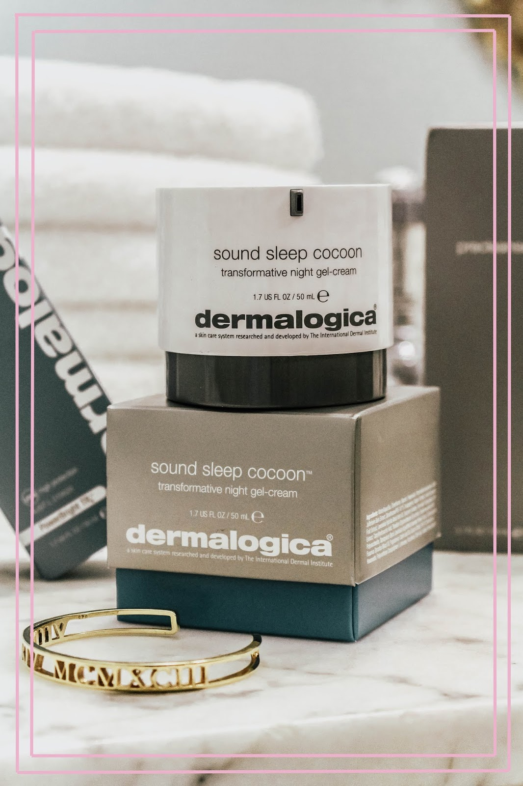 Beauty Blog Dermalogica Sound Sleep Cocoon Review