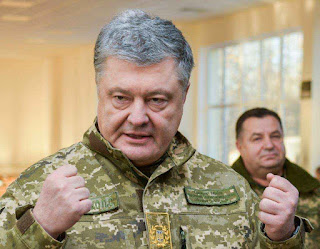 Ukraine's Poroshenko: Putin wants my whole country