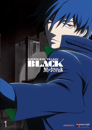 Darker Than Black |25/25+Ova| Temporada 1| |Castellano| |Mega|
