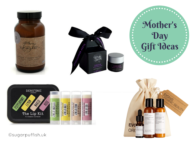 Mothers Day Gift Ideas Natural Organic Vegan
