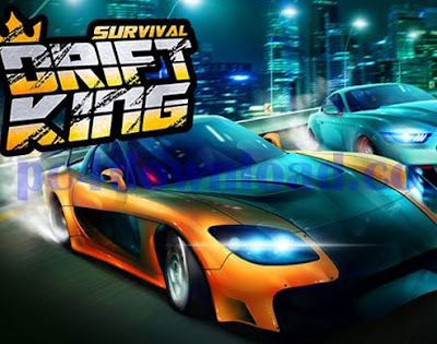 Gameplay Drift King Survival